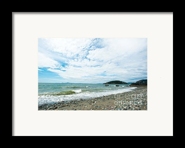 Constant Framed Print By Artist And Photographer Laura Wrede