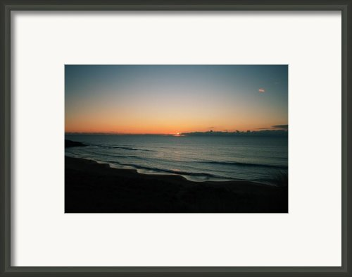 Constantine Sunset Framed Print By Carl Whitfield