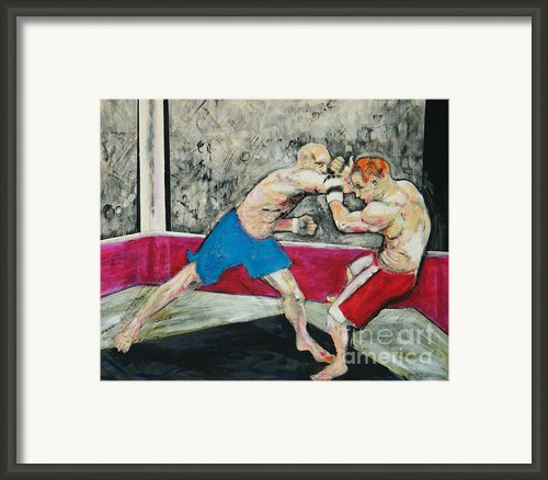 Contact Framed Print By John Keasler