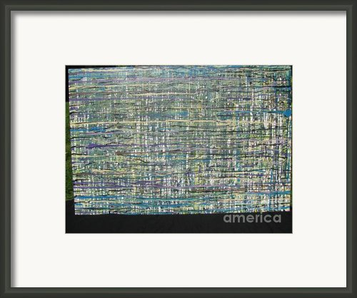 Convoluted Framed Print By Jacqueline Athmann