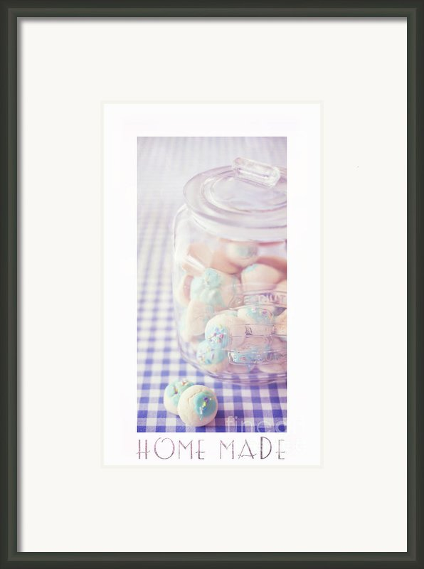 Cookie Jar Framed Print By Priska Wettstein