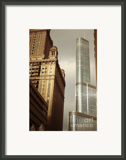 Cool Metal Framed Print By Xiaoting Kuang