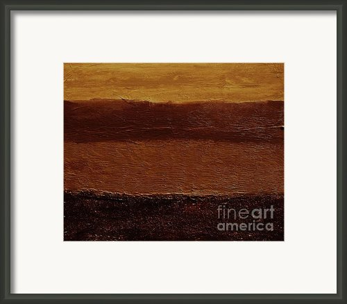 Coppertone Framed Print By Marsha Heiken