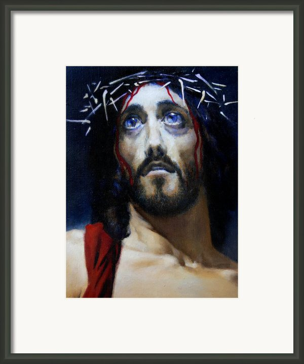 Coronation C Framed Print By Valeriy Mavlo