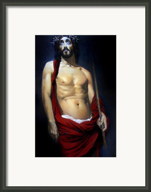 Coronation Framed Print By Valeriy Mavlo