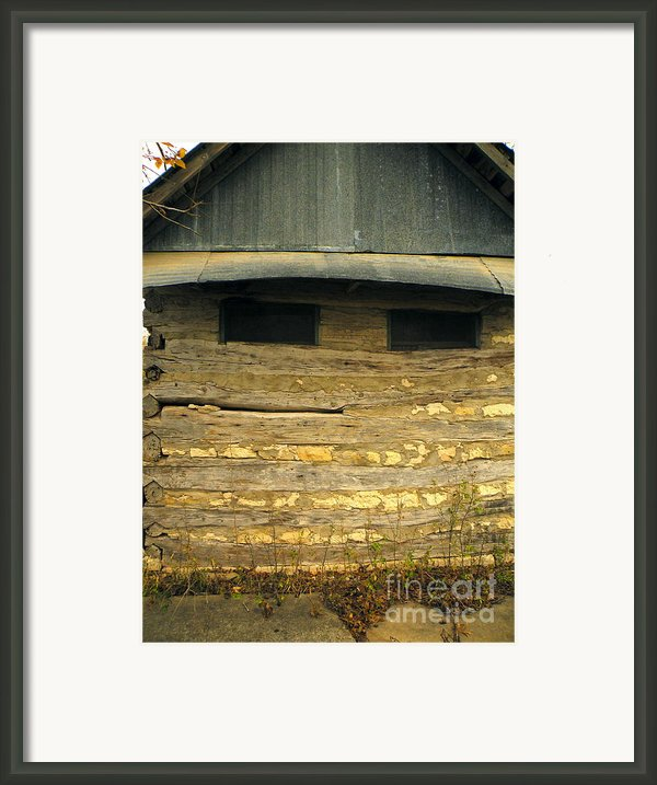 Crack A Smile Bed And Breakfast Framed Print By Joe Jake Pratt