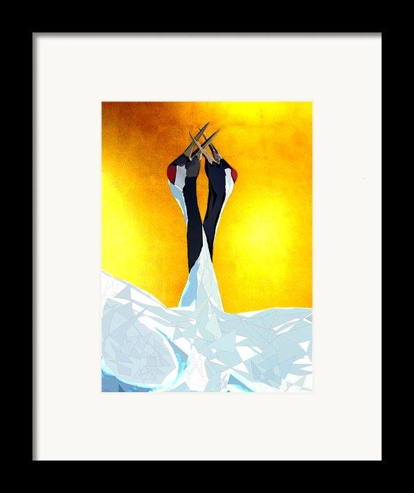 Cranes Framed Print By Ilias Athanasopoulos