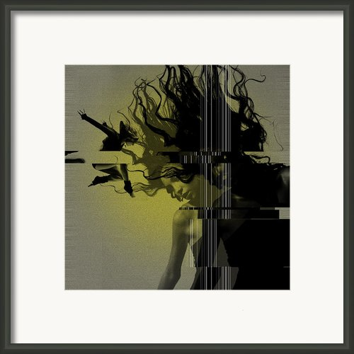 Crash Framed Print By Irina  March
