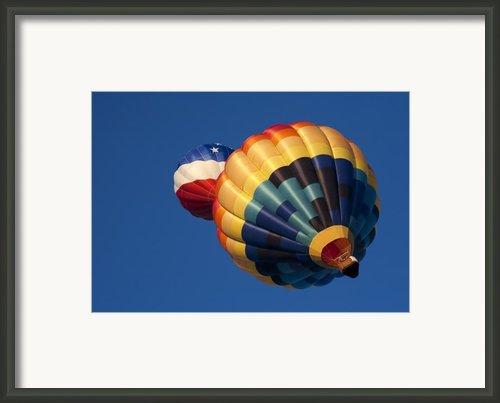 Crowded Pattern Framed Print By Mike  Dawson