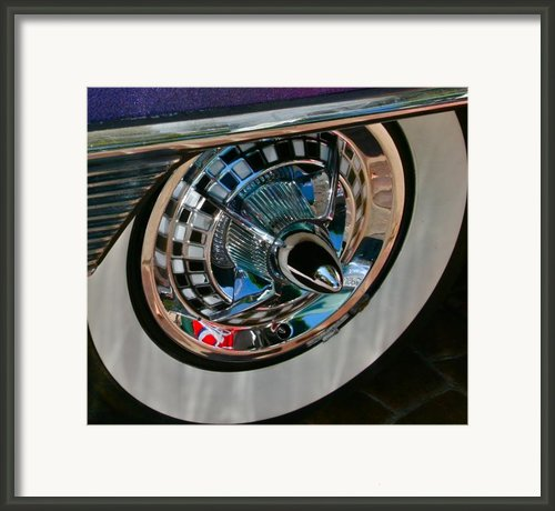 Custom Roulette Framed Print By Gwyn Newcombe