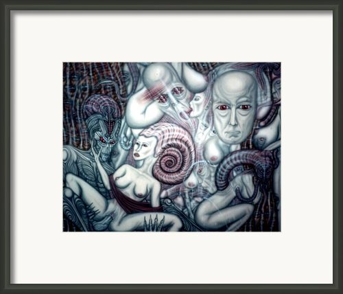 Cx Framed Print By Leigh Odom
