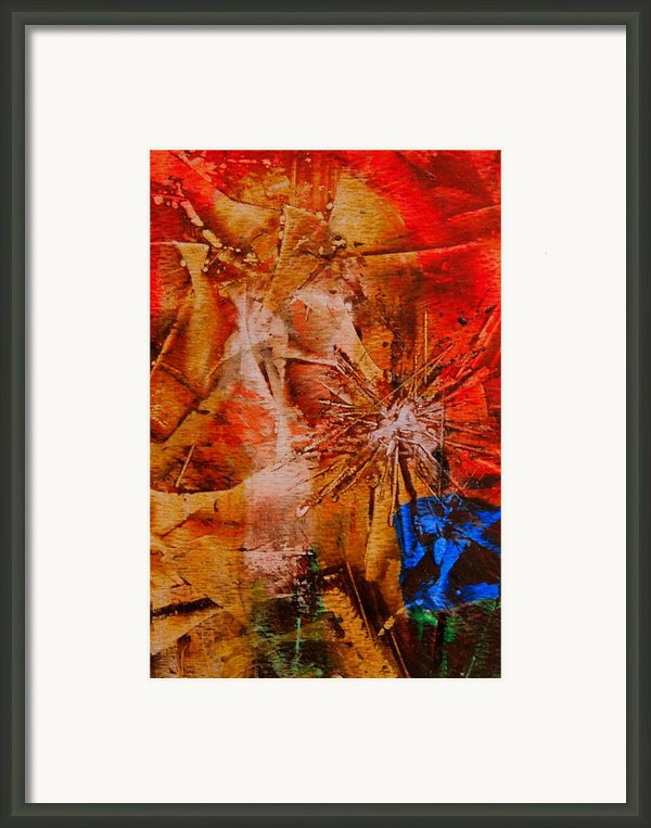 Dandelion  Framed Print By Tammy Cantrell