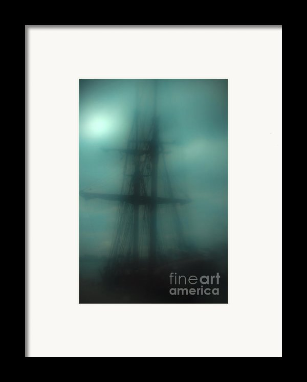 Dangerous Waters Framed Print By Andrew Paranavitana