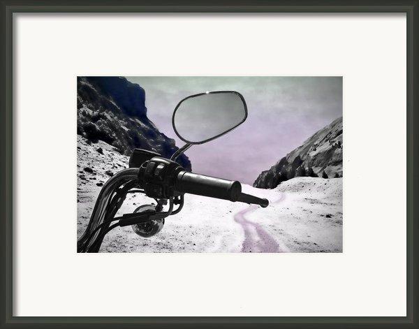 Daredevil Framed Print By Evelina Kremsdorf