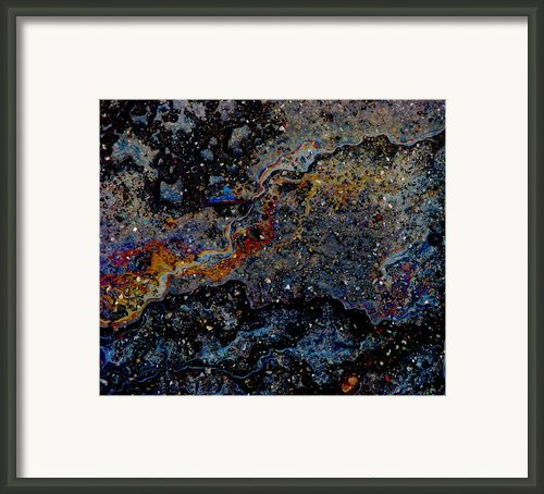 Dark Matter Framed Print By Samuel Sheats