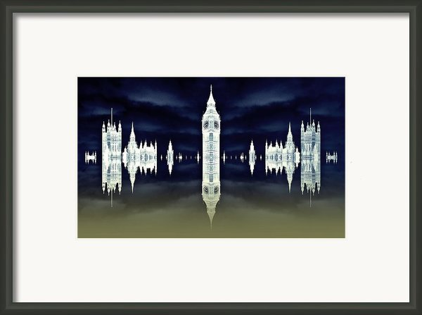 Dark Powers Framed Print By Sharon Lisa Clarke