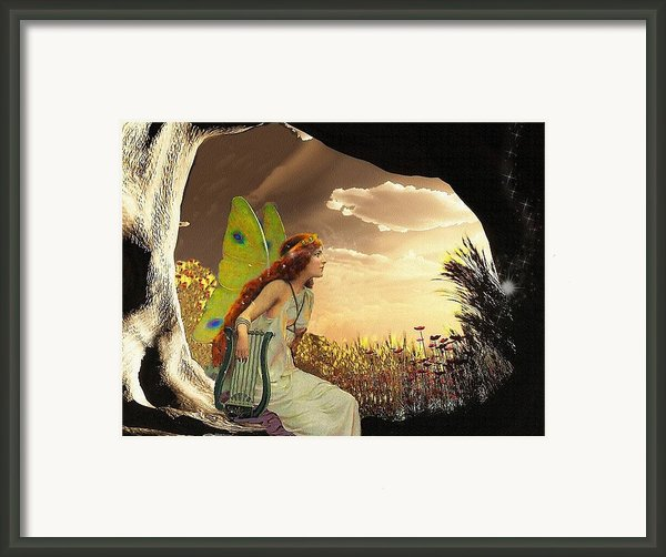 Dawn Framed Print By Mary Morawska