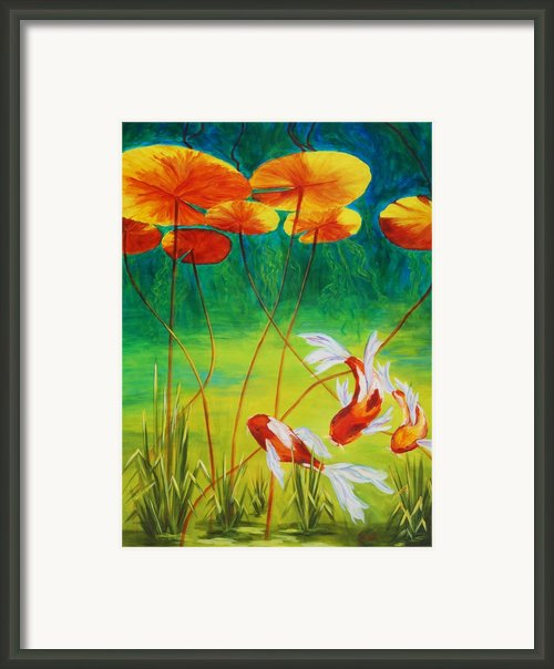 Day Dreamin Framed Print By Karen Dukes