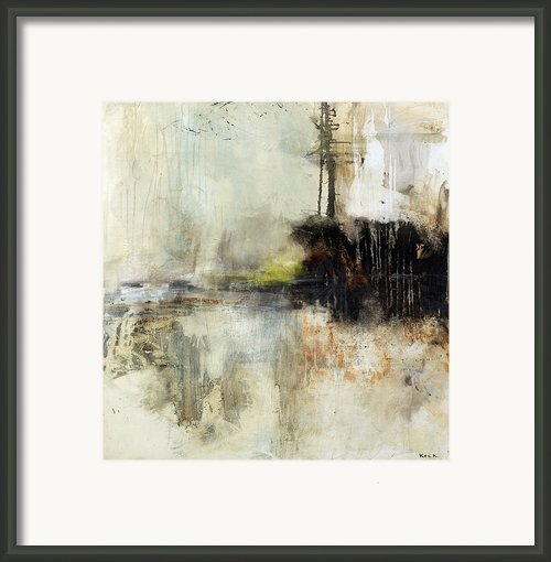 Day Of Reckoning Framed Print By Michel  Keck
