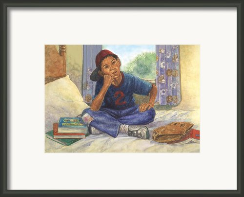 Daydreamer Framed Print By Robert Casilla