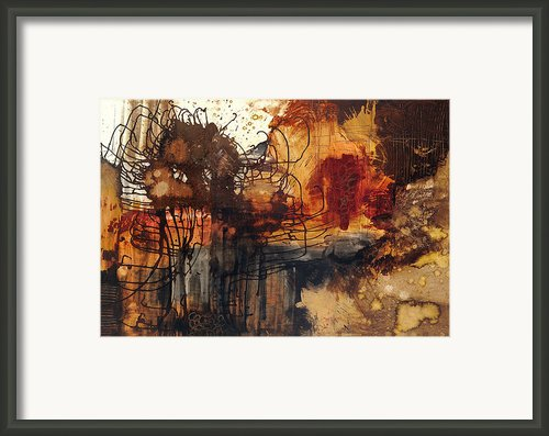 Deal With It  Framed Print By Michel  Keck