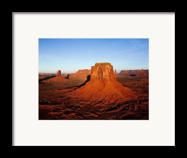Desert Framed Print By Dhirendra  Jaiswal