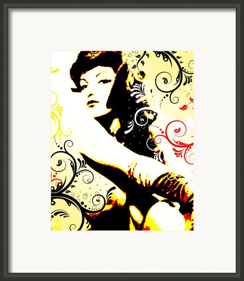 Desire Framed Print By Chris Andruskiewicz