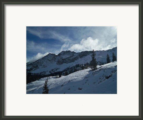 Devils Castle Morning Light Framed Print By Michael Cuozzo