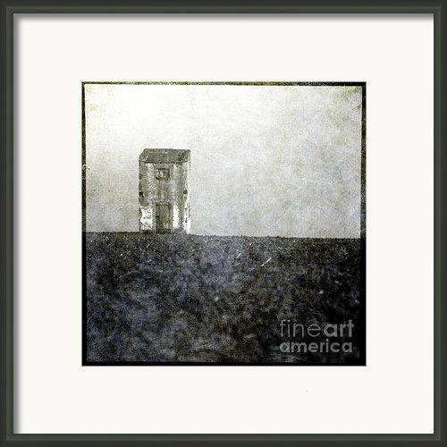 Devocote Framed Print By Bernard Jaubert