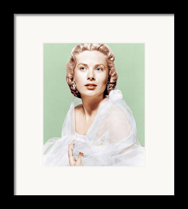 Dial M For Murder, Grace Kelly, 1954 Framed Print By Everett