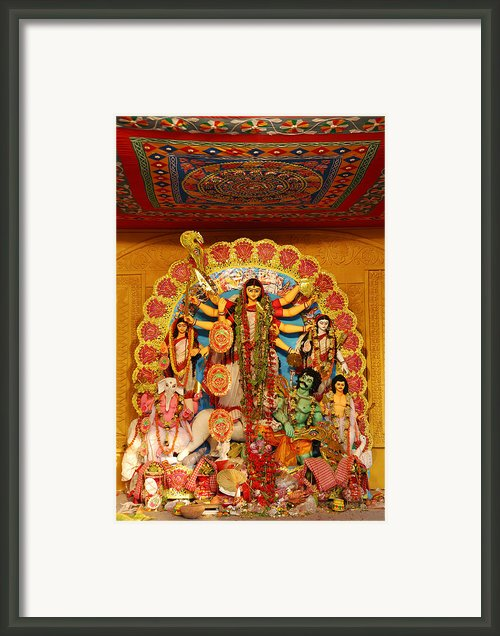 Divinity No.8926 Framed Print By Fotosas Photography