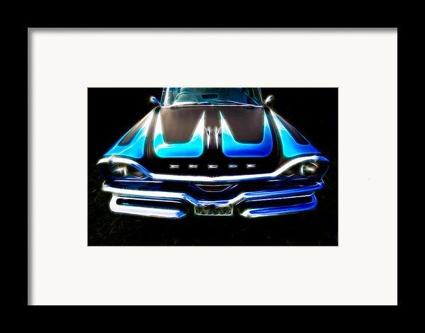 Dodged Framed Print By Phil