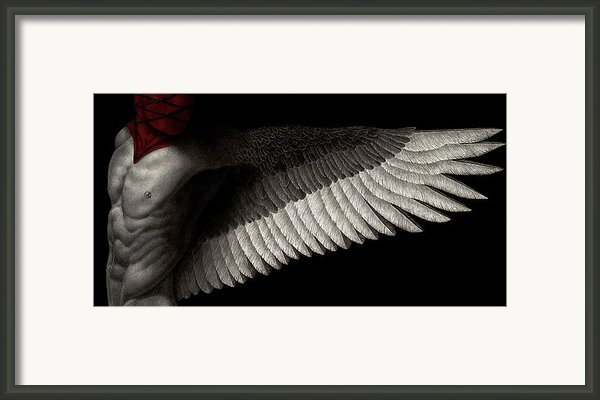 Dogma Framed Print By Pat Erickson
