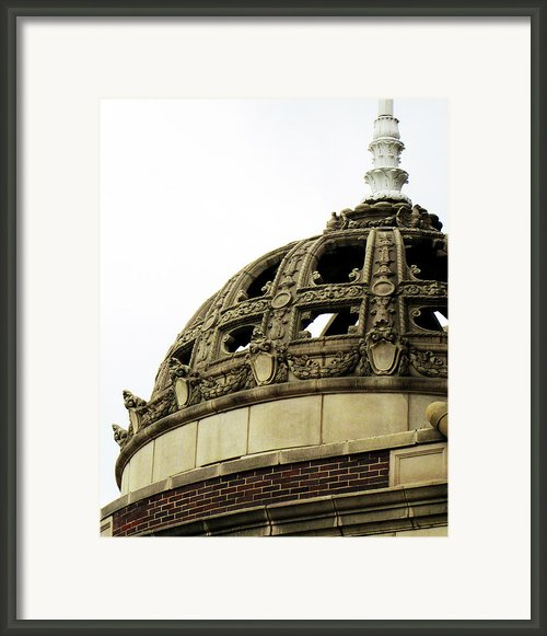 Dome Framed Print By Slade Roberts
