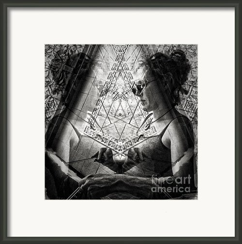 Double Burn Framed Print By Douglas Duerring