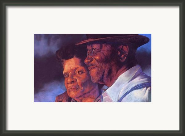 Dream Hold Framed Print By Curtis James