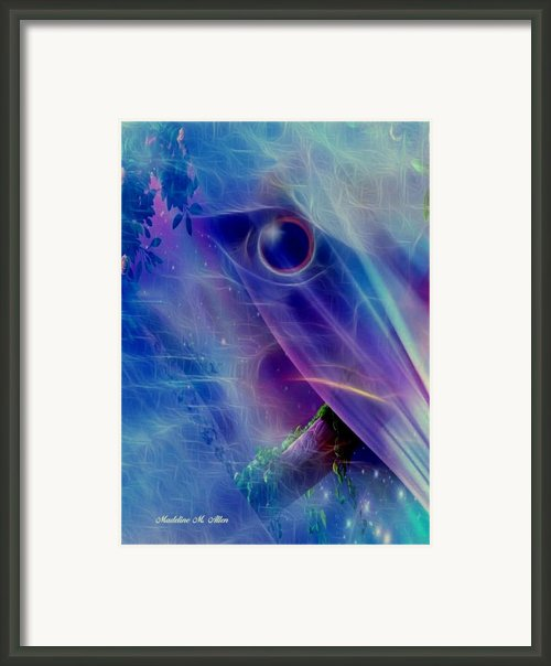 Dream State Framed Print By Madeline M Allen