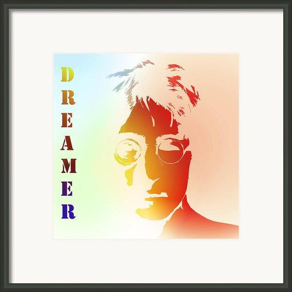 Dreamer 2 Framed Print By Stefan Kuhn