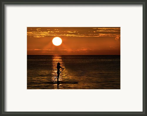 Dreaming Framed Print By Debra And Dave Vanderlaan