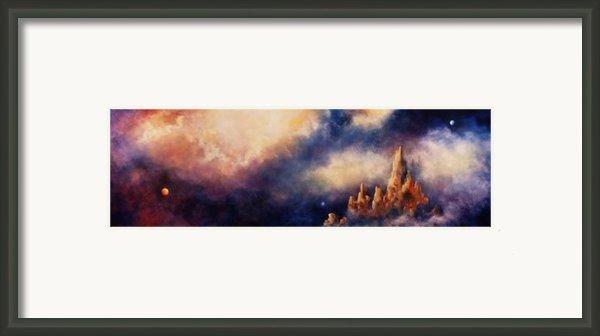 Dreaming Sedona Framed Print By Marina Petro