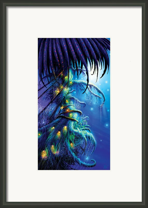 Dreaming Tree Framed Print By Philip Straub