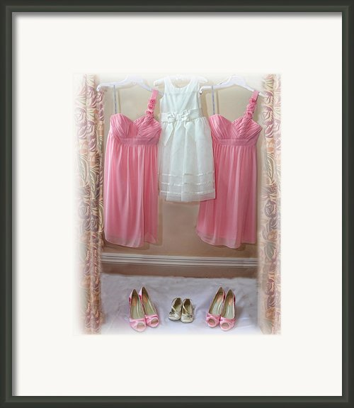 Dress To Impress Framed Print By Alex Hardie
