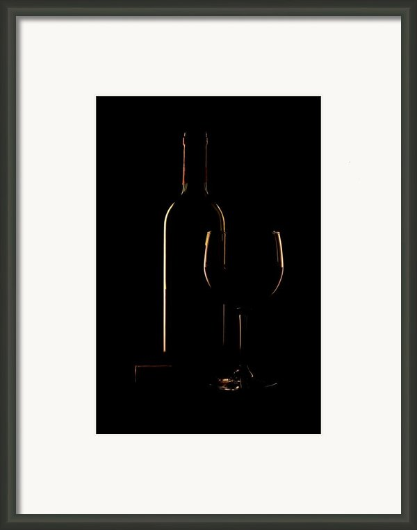 Drink Poured Framed Print By Andrew Soundarajan