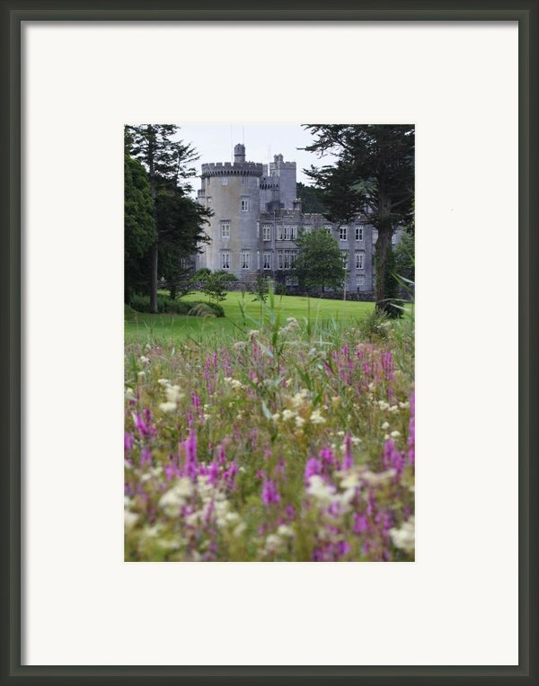 Dromoland Castle  Ireland Framed Print By Pierre Leclerc