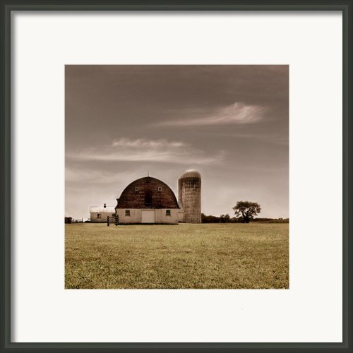 Dry Earth Crumbles Between My Fingers And I Look To The Sky For Rain Framed Print By Dana Dipasquale