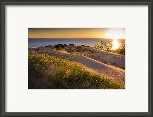Dunes Framed Print By Jason Naudi Photography