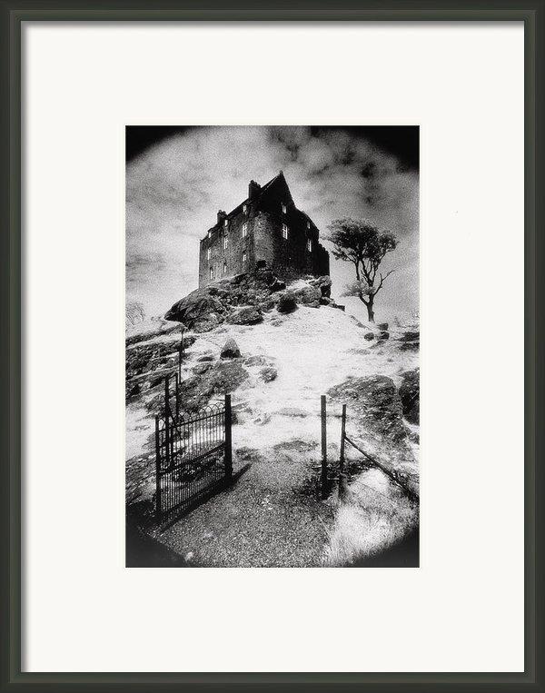 Duntroon Castle Framed Print By Simon Marsden
