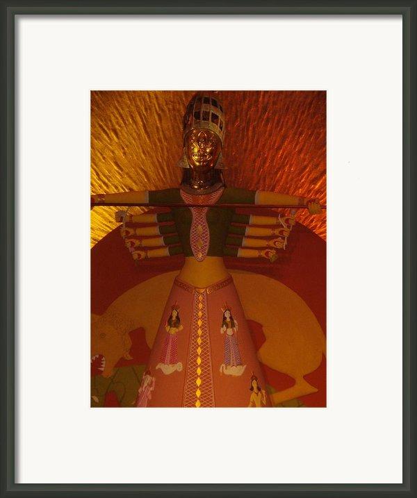 Durga Framed Print By Prasenjit Dhar