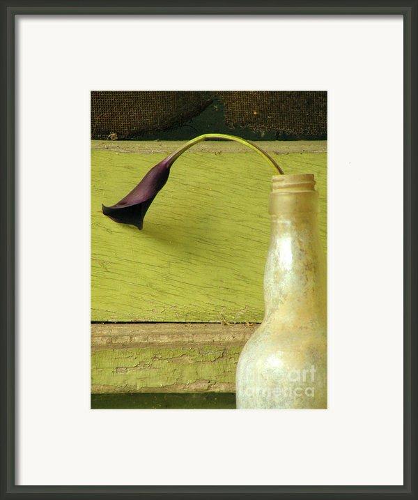 Dying Habit Framed Print By Joe Jake Pratt