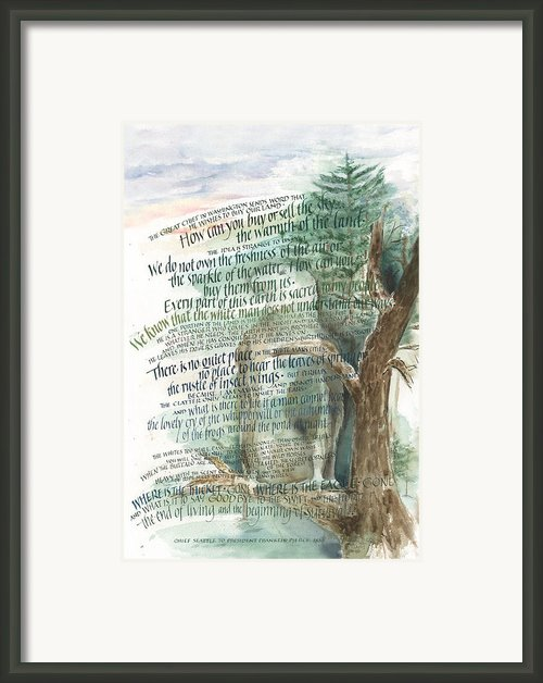 Eagle Gone Framed Print By Judy Dodds